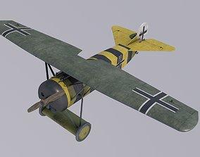 Fokker D8 Osterkamp 3D