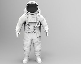 spaceship-one Astronaut 3D model