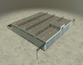 3D model EDDB Hangar 1