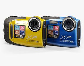 3D asset Fujifilm FinePix XP70