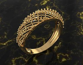 fashion-and-beauty 3D print model RING 155