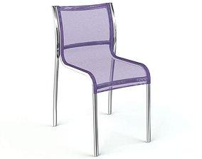 Modern Dining Chair 3D model