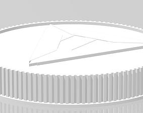 3D printable model Power Rangers Legacy Morpher 2