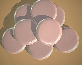Clean Cookie N3 3D asset