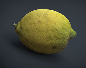 3D asset game-ready LEMON