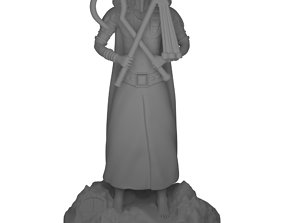 3D print model Egyptian God Osiris