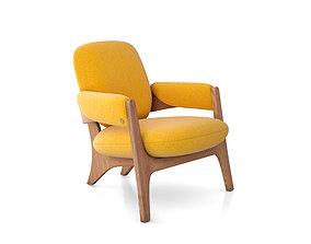 3D model Candy armchair by Jelinek