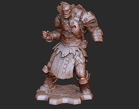 Speaker Swarm Gears of War 3D Model STL File 3D Print