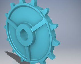 3D part Sprocket