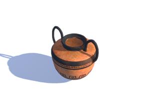 Greek Vase 3D asset