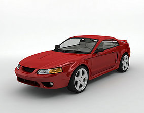 Ford Mustang Cobra 3D