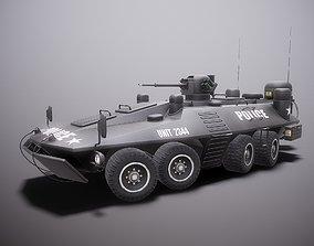 SWAT APC 3D