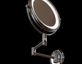 3D Jerdon led lighted wall mounted mirror