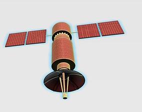 Satellite 3D printable