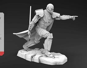 Darth Malgus Star Wars 3D printable model