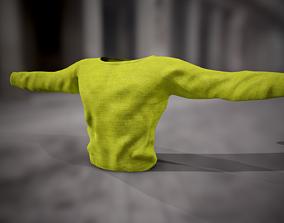 Sweatshirt 6 3D model