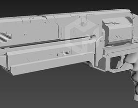 Kindled Orchid - Destiny 2 3D print model