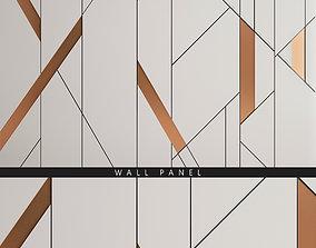 Wall Panel 6 3D model
