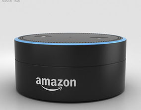 Amazon Echo Dot dot 3D model