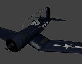 F4U Corsair 3D model