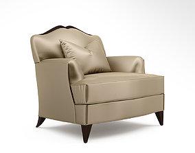 3D model Christopher Guy Sarina sofa and armchair