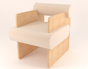 Paradise Chair - 3ds Max
