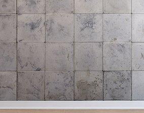 Stone cladding tile Stone 016 3D model