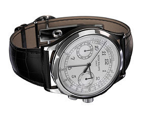 3D Watch Patek Phillippe