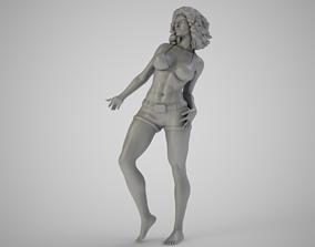 Dancing on the Beach 3D print model