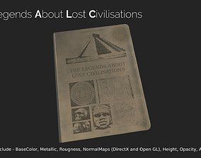 THE LEGENDS ABOUT LOST CIVILISATIONS 3D asset
