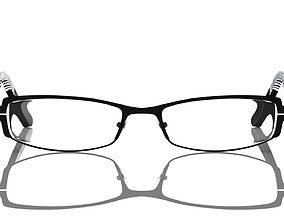 Eyeglasses for Men and Women 3D print model eye