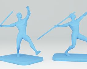 3D print model Javelin Throw