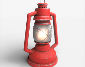 Lantern 3D PBR