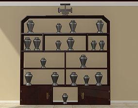 Undertakers Urn Shelf 3D model