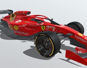 3D asset Formula 1 2021 Concept