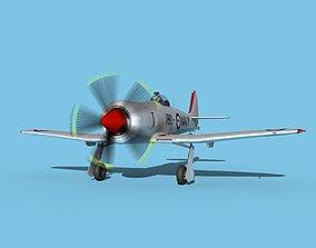 Hawker Sea Fury V13 RAN NDT 3D