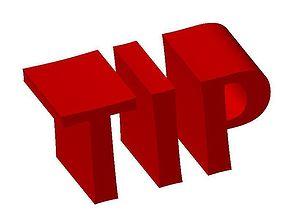3D printable model TIP Word