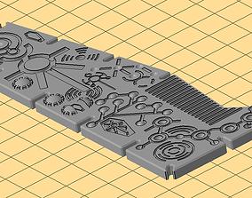 3D print model warhammer 40 000 combat gauge style of