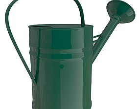 Watering Can resolution 3D