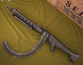 Rheinmetall MG3 3D