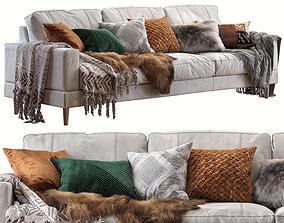 Capri sofa 258 cm 2 3D
