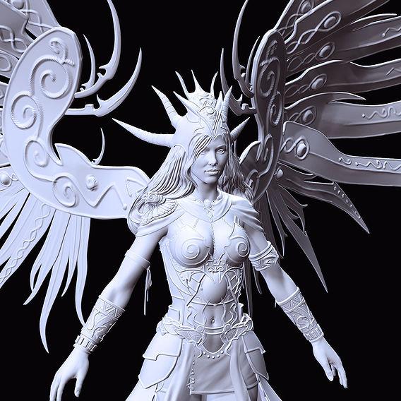 Fantasy - Dream Keeper Goddess