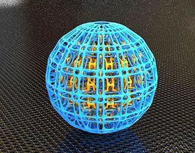 hoedecor 3D print model BRO SPHERE STRUCTURE
