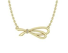 3D print model Knot Pendant elegant design N0276