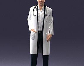 Doctor 1121 3D Print Ready