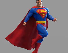 3D printable model Superman - Alex Ross Concept