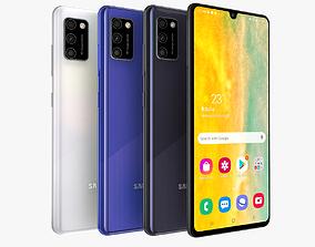 3D model Samsung Galaxy A41 Full Color