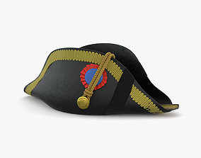 3D model Bicorne Hat