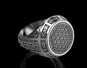 3D print model clothing Finger ring