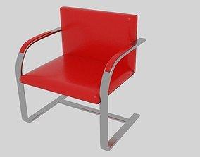 3D model Brno Chair